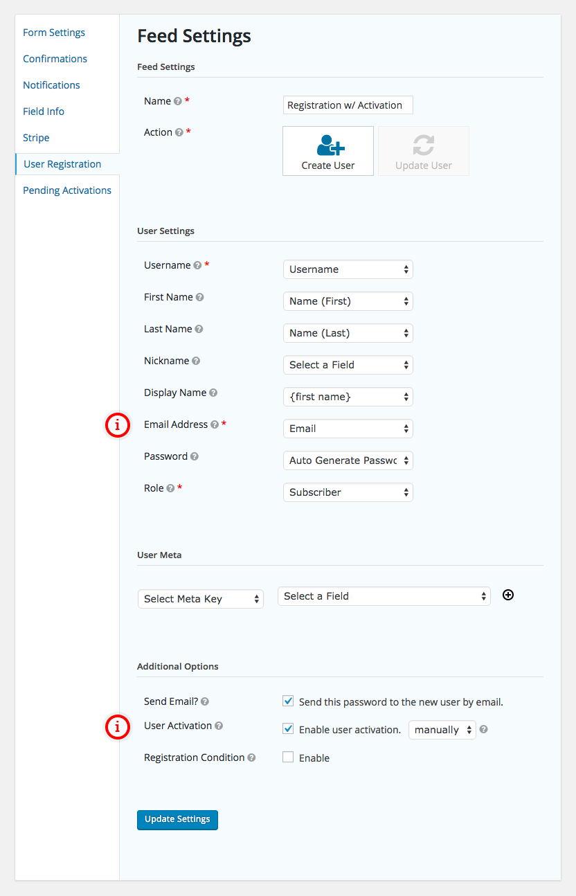 Customizing The User Activation Email For Gravity Forms Gravity Wiz