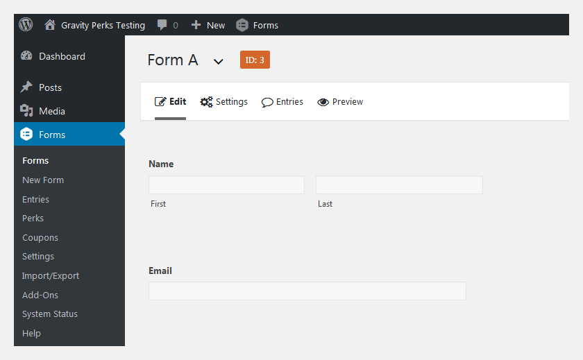 How to Populate Entry Data from One Form into Another Using