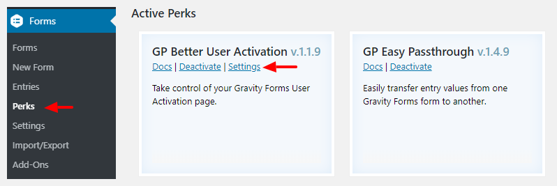 gp better user activation